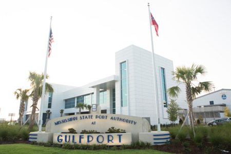 2018 University of Southern Mississippi Marine Research Facility, Gulfport, MS