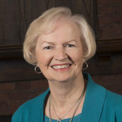 Photo of the Secretary-Treasurer,  Eunice Hopkins