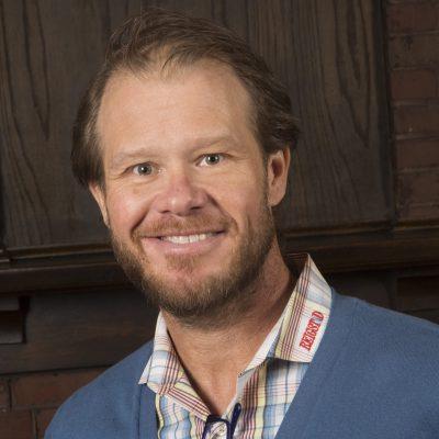 Photo of the Vice President,  Jason Reigstad
