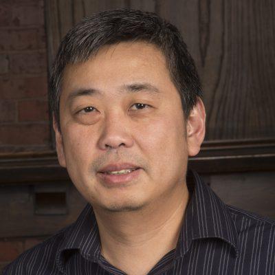 Photo of the Vice President of Design,  Yendranata