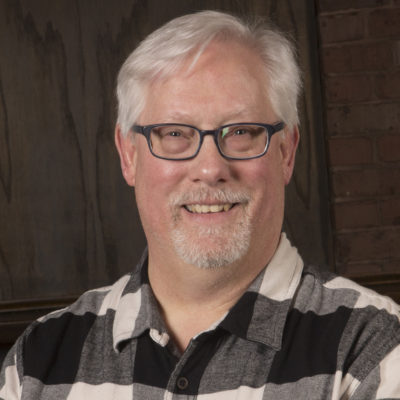 Photo of the Senior Structural Designer,  Mike Simons