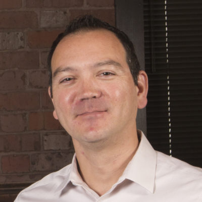 Photo of the IT Manager/CAD Administrator,  Alan Booth
