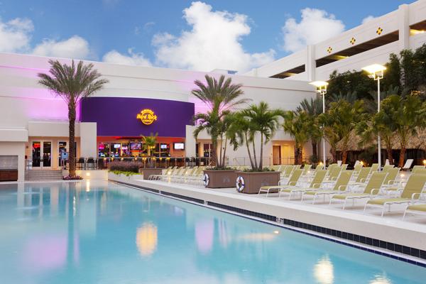 2011 HARD ROCK HOTEL & CASINO, TAMPA FL